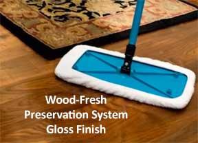 Wood Floor Care Chemicals