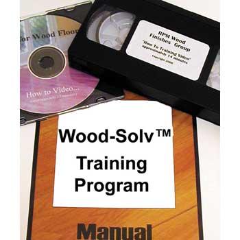 Wood Floor Care Training Materials & Brochures