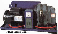 Aqua-Mount® Auxiliary Vacuum Unit for Water Damage and Floods from Bane-Clene®