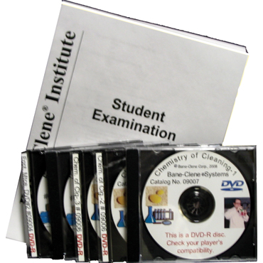 Operator Certification Program for Professional Carpet Cleaning Technicians (DVD)