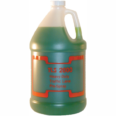 TLS® 2000 Heavy-Duty High-pH Prespray / Traffic Lane Spotter for Commercial Carpet