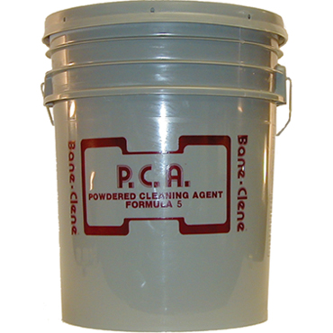 PCA™ Formula 5 Powdered Extraction Carpet Cleaning Detergent- 30lb pail