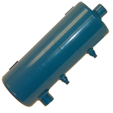 Silencer (Blue) for Aqua-Mount®