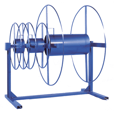Used (As Is) Reel Assembly Free-Standing (No Freight Allowance)