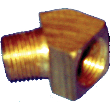 Brass Elbow Fitting 3/8