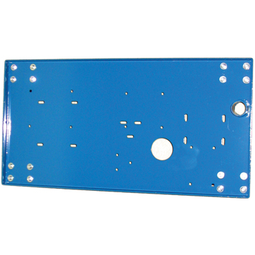 3D™ Cylinder Base Plate - Painted