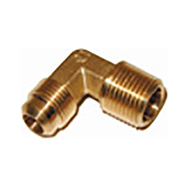 Brass Male Elbow 1/4