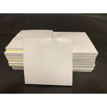 Furniture Protector Tabs 3 X 3 Plastic (About 1000 per box) 20 packages of 50 each