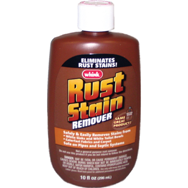 Whink® Rust Stain Remover for Carpet - 10 ounce