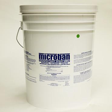 Microban® Disinfectant Spray -  5 Gallon