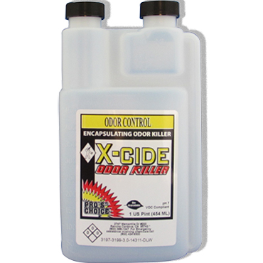 X-Cide Odor Killer Super Concentrate (pint) by Pro's Choice from Bane-Clene®