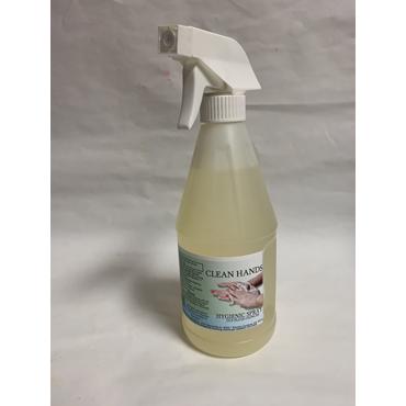 Clean Hands Hygienic Spray Sanitizer