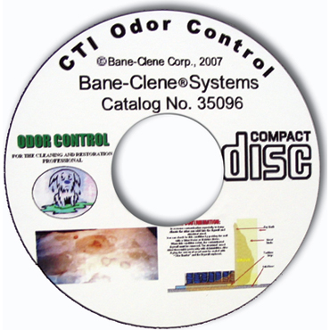Pro's Choice Odor Control Training CD
