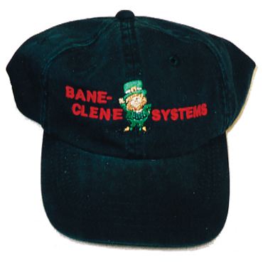 Ball Cap / Hat Embroidered by Bane-Clene®