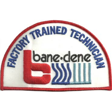 Factory Trained Technician Arm Uniform Patch