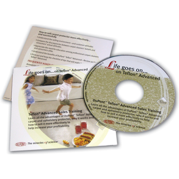 Teflon® Training CD
