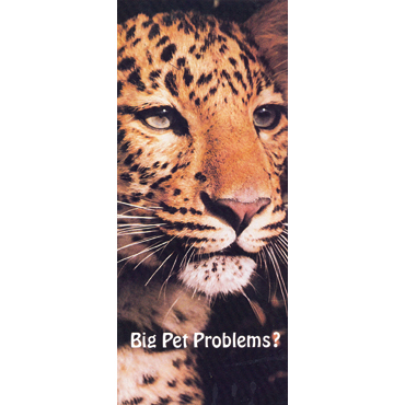 Pet Problems Brochure (Self-mailer/Handout) (Pack of 100)