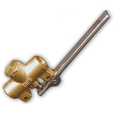 Stainless Steel Cleaning Head Valve