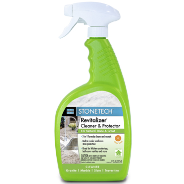 StoneTech™Revitalizer™ Tile and Countertop Cleaner and Protector  RTU Spray 22 oz.