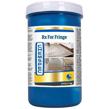 Chemspec® Rx for Fringe for Bleaching and Whitening Rug Fringe