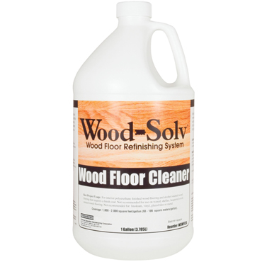 Wood-Solv™ Wood Floor Cleaner Gallon Refill