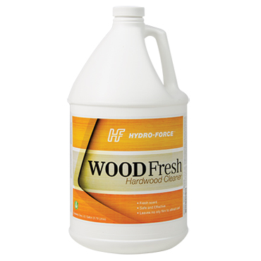 Wood Fresh Hardwood Cleaner Part of the Wood Floor Preservation System from Bane-Clene