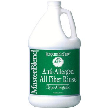 Anti-Allergen All Fiber Rinse Carpet Cleaning Detergent