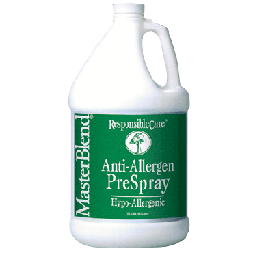 Anti-Allergen PreSpray Carpet Cleaning Traffic Lane Spotter
