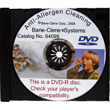Anti-Allergen Training DVD