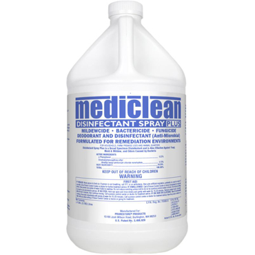 MediClean (Microban) Disinfectant Spray 1 gallon