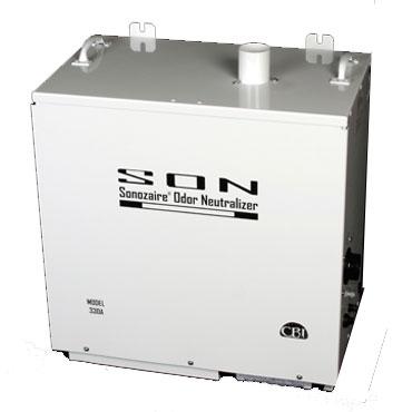 Ozone Deodorizing Machine for Carpet Cleaning Companies (Large)