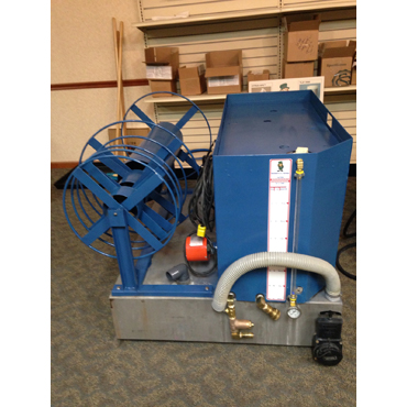 Certified Used Mini-Mount® Tanks, Reels & Tank Topper ONLY