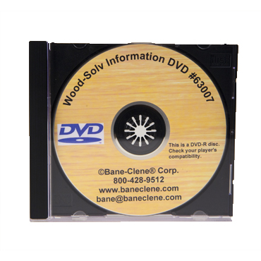 Wood-Solv™ Wood Floor Repairing, Refinishing and Restoring Informational DVD