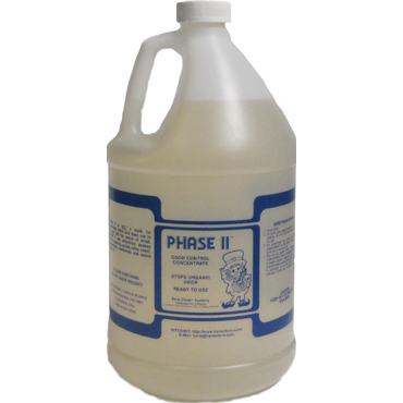 Phase II™ (Phase 2) Deodorizer for Carpet, Rug and Upholstery