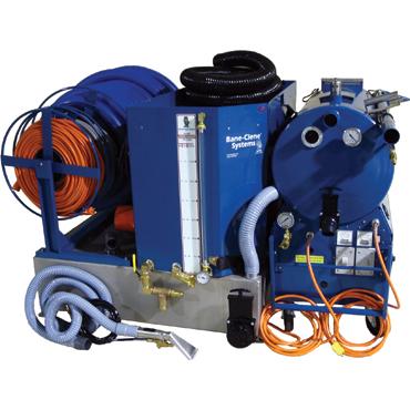Bane-Clene® Mini-Mount Carpet Cleaning Truckmount System