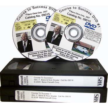 Course to Success-Advertising, Marketing & Sales DVD (set of 2)