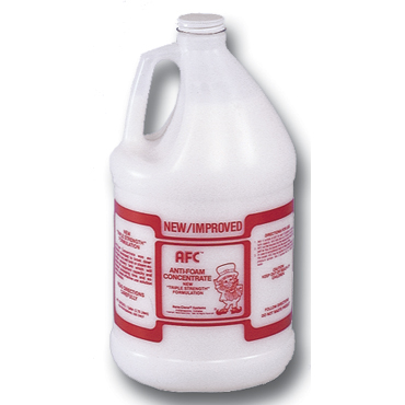 AFC Anti-Foam Concentrate Defoamer for Carpet Cleaning Extraction Equipment