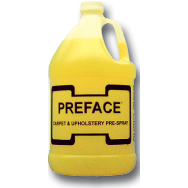 Preface® Prespray Traffic Lane Spotter for Extraction Carpet Cleaning