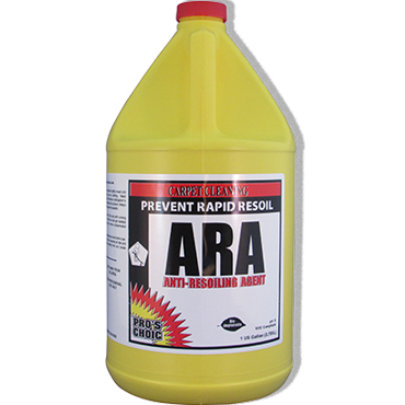 Pro's Choice  ARA Anti-Resoiling Anti-Wicking Agent for Carpet