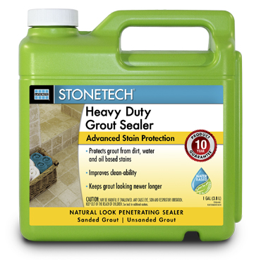 StoneTech™ All Purpose Grout Sealer