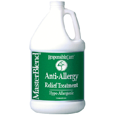 Allergy Relief Treatment for Carpets, Rugs, Upholstery and Mattresses