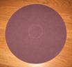 Maroon/Redwood Wood floor Pad for 17